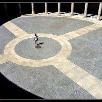 2013.09. Испания, Гранада, Альгамбра :: Федор Ушаков