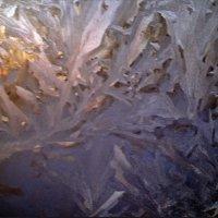 Мороз на окнах рисует :: Татьяна Пальчикова
