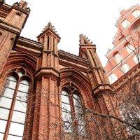 Литва. Вильнюс. Костел Святой Анны. :: Виктория