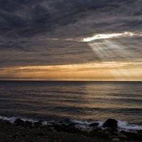 Осеннее море.... :: Андрей Артемьев