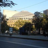 Театр оперы и балета. :: Олег Афанасьевич Сергеев
