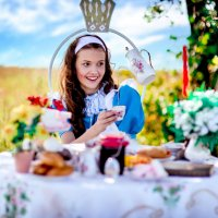 Алиса в стране чудес :: Кристина Мащенко