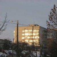 Дом восходящего солнца :: Виктор Сергеевич Конышев