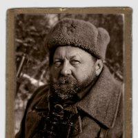 Дядя Боря :: Виктор Перякин