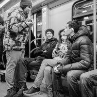 Молодые :: Алексей Окунеев