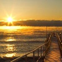 Морозное утро :: Геннадий Валеев