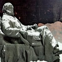 Холодновато  ! :: Юрий Владимирович 34
