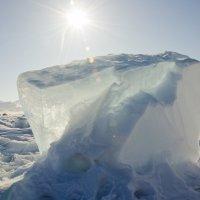Мороз и солнце :: Сергей Лошкарёв