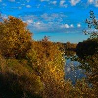 Золотая осень :: Николай Лазутин