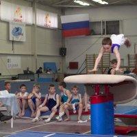 спортивная гимнастика :: Slava