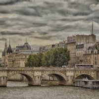 Bridges of Paris :: Gene Brumer