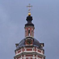 Монастырь Донской иконы Божьей Матери г. Москва :: Сергей Sahoganin