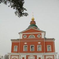 В покровском монастыре :: esadesign Егерев