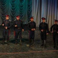 Театральное выступление :: Николай Филиппов