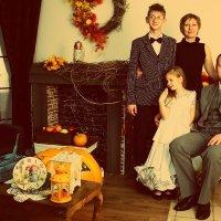 Семейный портрет :: Nadezhda Wonder