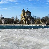Евпаторийсквя зима :: Александр Друкар