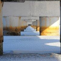 Тёмная сторона моста :: Андрей Куприянов