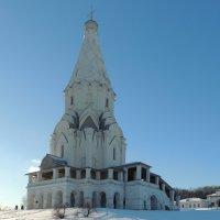 Церковь Вознесения Господня в Коломенском :: Александр Качалин