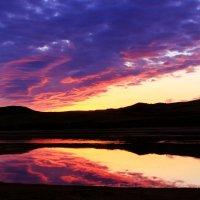 рассвет над заливом :: максим константинович козлов