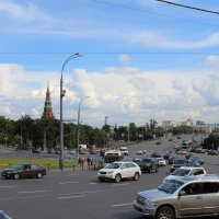 Прогулка по Москве :: Ольенка Ромашка