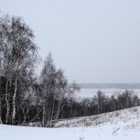 Край березовых лесов :: Kassen Kussulbaev