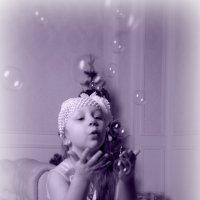 Новогоднее волшебство. :: Беатриса Кузнецова