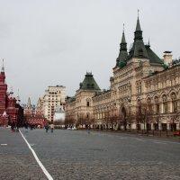 Красная площадь-ГУМ :: Galina G
