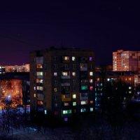 Улица разбитых фонарей :: Николай Лазутин