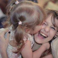 Мои любимые девочки! :: Ольга Балихина