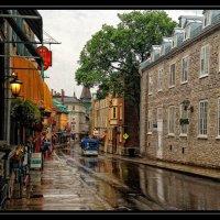 Streets of Quebec City. :: Gene Brumer