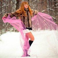 Зимняя прогулка :: Tatyana Andriyanova
