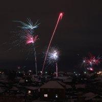 Новогодняя ночь :: Anastasia Nikiforova
