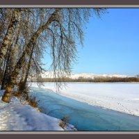 Зимний Абакан :: юрий Амосов