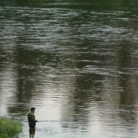 Рыбак :: Михаил Карпов