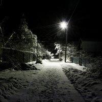 Ночь :: Ирина Ворсина