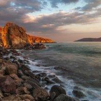 В свете закатного солнца :: Эдуард Ефремов