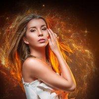In fire :: Анна Schnabel