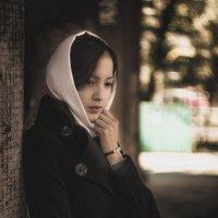 красивая девушка :: Азамат Шарипов