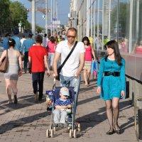 Летняя прогулка :: Дмитрий Берсенев