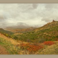 Горы далекие, горы туманные, горы... :: Olena Sokol