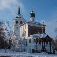 Спасская церковь :: Андрей Шаронов