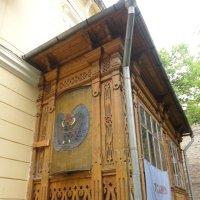 реставрация балкона львов :: Андрей/ Derewo lviv ua Пулик