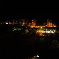 ночной городок :: Игорь Кичанов