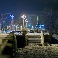 Новогодняя ночь. :: Сергей Щербатюк