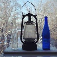призраки  окна :: Дмитрий Потапов