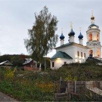 Я знаю, Господи, для смертных  и на земле бывает рай. :: Ирина Данилова