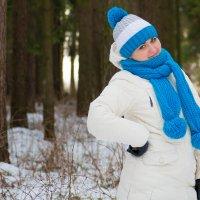 Зимний Лес :: Alex Tarasov