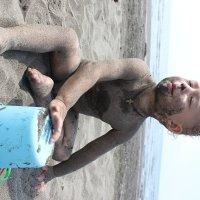 na plaje :: mirian kalandarishvili