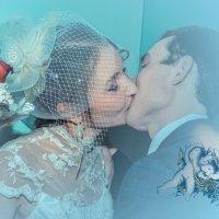 тайный поцелуй... :: Светлана Хамитова