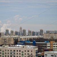 Дыхание города :: Сергей Басов